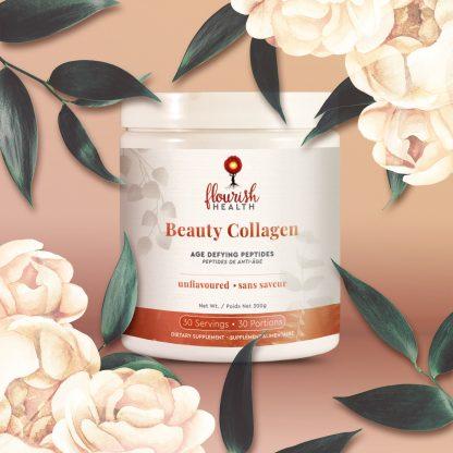 Flourish Health   Beauty Collagen